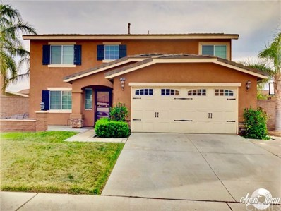 15403 Mallard Lane, Fontana, CA 92336 - MLS#: PW18277195