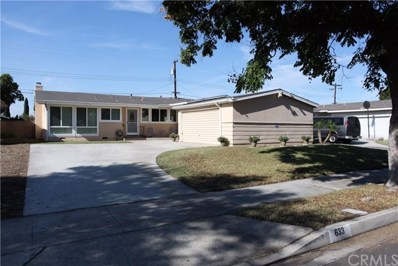 633 S Trident Street, Anaheim, CA 92804 - MLS#: PW18277217