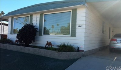 1749 W Johnston Avenue, Hemet, CA 92545 - MLS#: PW18277307