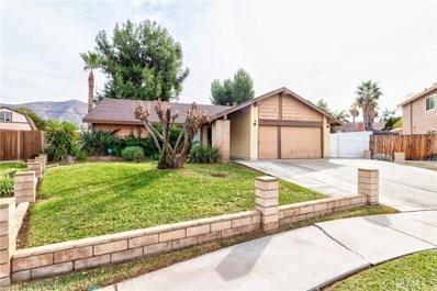 12739 Sandburg Way, Grand Terrace, CA 92313 - MLS#: PW18278048