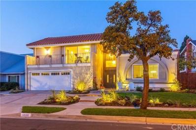1086 Visalia Drive, Costa Mesa, CA 92626 - MLS#: PW18278155