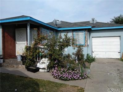1233 Saint Anne Place, Santa Ana, CA 92707 - MLS#: PW18278484