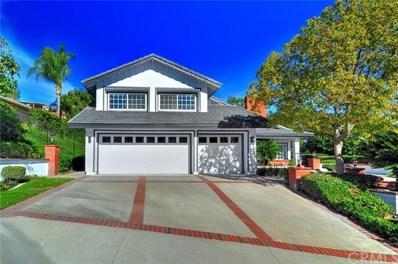5524 Via Dianza, Yorba Linda, CA 92887 - MLS#: PW18279142