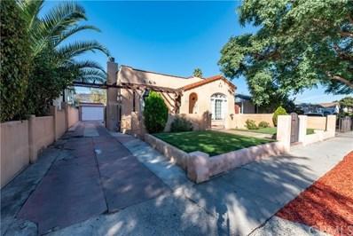 1849 S Sycamore Avenue, Los Angeles, CA 90019 - MLS#: PW18279959