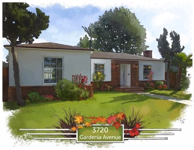 3720 Gardenia Avenue, Long Beach, CA 90807 - MLS#: PW18280549
