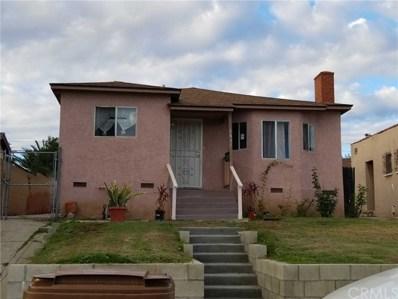 1537 W 104th Street, Los Angeles, CA 90047 - MLS#: PW18280813