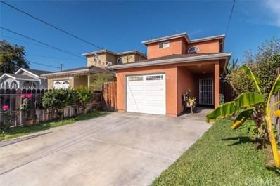 1819 E 109th Street, Los Angeles, CA 90059 - MLS#: PW18281188