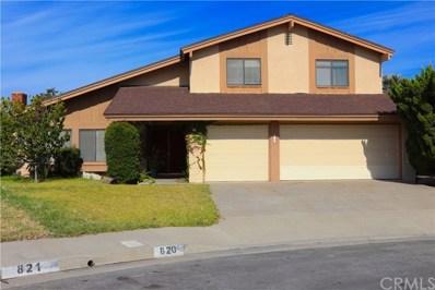 820 S Phyllis Circle, Anaheim, CA 92806 - MLS#: PW18281333