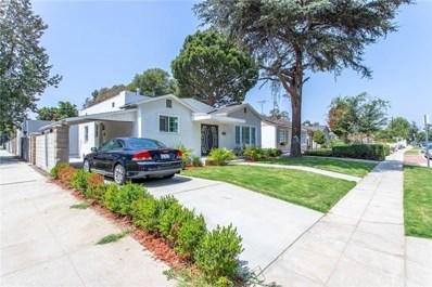 4555 Willowcrest Avenue, Toluca Lake, CA 91602 - MLS#: PW18281524