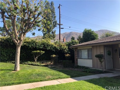 22789 Palm Avenue UNIT J, Grand Terrace, CA 92313 - MLS#: PW18281564