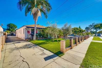 6610 Vinevale Avenue, Bell, CA 90201 - MLS#: PW18281795