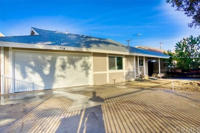 714 S Golden West Avenue, Santa Ana, CA 92704 - MLS#: PW18283417