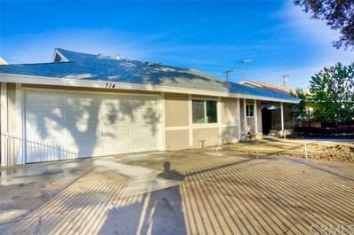 714 S Golden West Avenue, Santa Ana, CA 92704 - MLS#: PW18283417