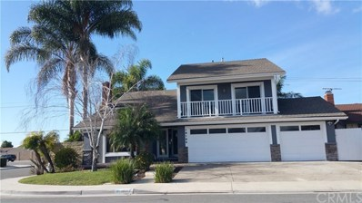16165 ROUTT Street, Fountain Valley, CA 92708 - MLS#: PW18283498