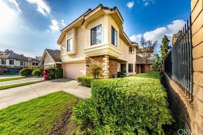 4329 E Terra Vista Lane, Anaheim Hills, CA 92807 - MLS#: PW18283765