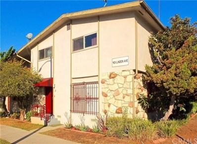 901 Linden Avenue UNIT 1, Long Beach, CA 90813 - MLS#: PW18283881