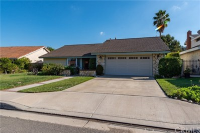 160 S Summertree Road, Anaheim Hills, CA 92807 - MLS#: PW18284387