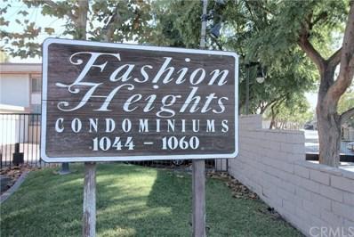 1056 S Idaho Street UNIT 34, La Habra, CA 90631 - MLS#: PW18286168