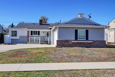 10347 Woodstead Avenue, Whittier, CA 90603 - MLS#: PW18286549