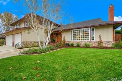 13821 Allthorn Drive, North Tustin, CA 92705 - MLS#: PW18287013