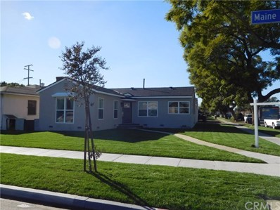 2891 Maine Avenue, Long Beach, CA 90806 - MLS#: PW18287737