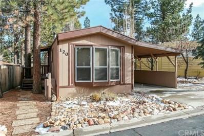 391 Montclair Drive UNIT 120, Big Bear, CA 92314 - #: PW18288784