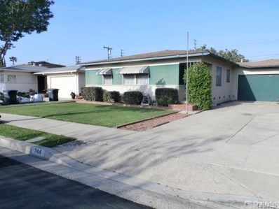 744 N Victoria Drive, Orange, CA 92867 - MLS#: PW18289476