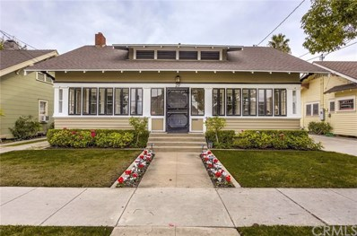 257 N GRAND Street, Orange, CA 92866 - MLS#: PW18290586