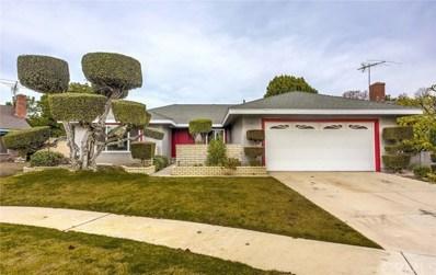 1101 E Park Lane, Santa Ana, CA 92705 - MLS#: PW18290623