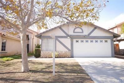 14175 Montego Bay Drive, Moreno Valley, CA 92553 - MLS#: PW18290957