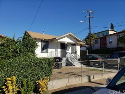 3543 Whiteside Street, Los Angeles, CA 90063 - MLS#: PW18291016