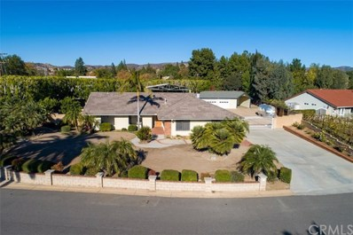19005 Sunrise Place, Yorba Linda, CA 92886 - MLS#: PW18291078