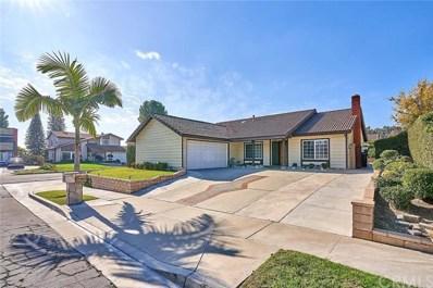1301 Eltham Place, Fullerton, CA 92833 - MLS#: PW18291435