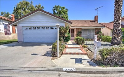 2725 Bayberry Way, Fullerton, CA 92833 - MLS#: PW18292073