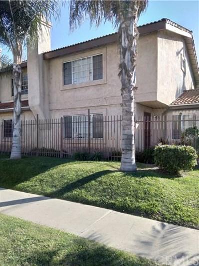 8032 Rose Street UNIT 14, Paramount, CA 90723 - MLS#: PW18292138