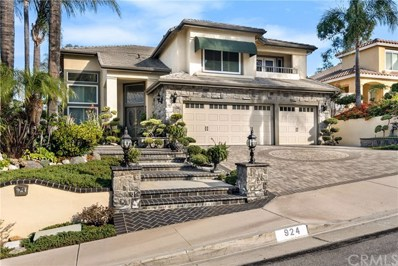 924 S Camerford Lane, Anaheim Hills, CA 92808 - MLS#: PW18293075