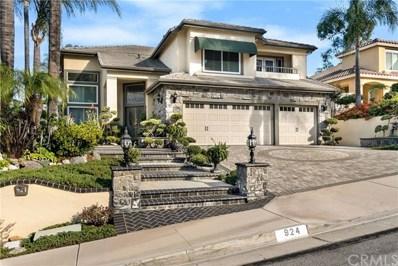 924 S Camerford Lane, Anaheim Hills, CA 92808 - MLS#: PW18293075