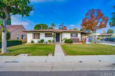 8801 Coachman Avenue, Whittier, CA 90605 - MLS#: PW18293194