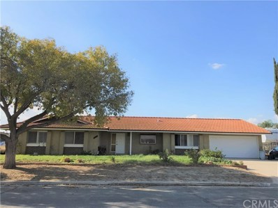 5915 Crown Drive, Jurupa Valley, CA 91752 - MLS#: PW18293456