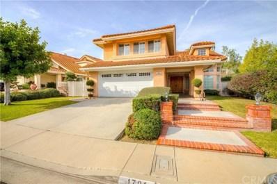1701 Chantilly Lane, Fullerton, CA 92833 - MLS#: PW18295763