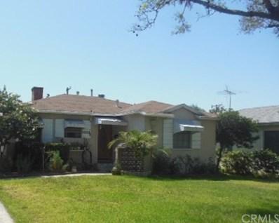 5502 Adele Avenue, Whittier, CA 90601 - MLS#: PW18295853
