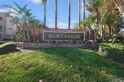 2400 Del Mar Way UNIT 203, Corona, CA 92882 - MLS#: PW18296406