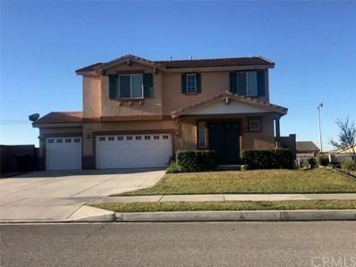 5152 Wisteria Lane, Fontana, CA 92336 - MLS#: PW18297321