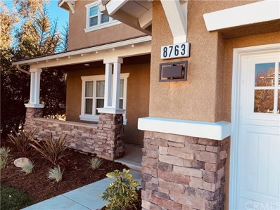 8763 Gentle Wind Drive, Corona, CA 92883 - MLS#: PW18297700
