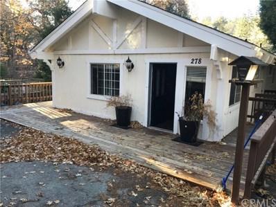 278 Forest Circle, Crestline, CA 92325 - MLS#: PW19000067