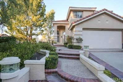7805 E Hollow Oak Road, Anaheim Hills, CA 92808 - MLS#: PW19000215