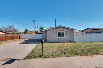 3315 Amhurst Drive, Riverside, CA 92503 - MLS#: PW19000626