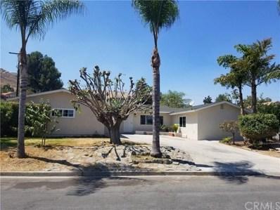 4211 Estrada Drive, Riverside, CA 92509 - MLS#: PW19000734
