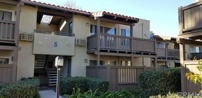 1345 Cabrillo Park Drive UNIT S12, Santa Ana, CA 92701 - MLS#: PW19000795