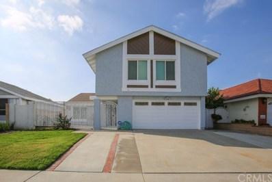 2814 S Griset Place, Santa Ana, CA 92704 - MLS#: PW19001749